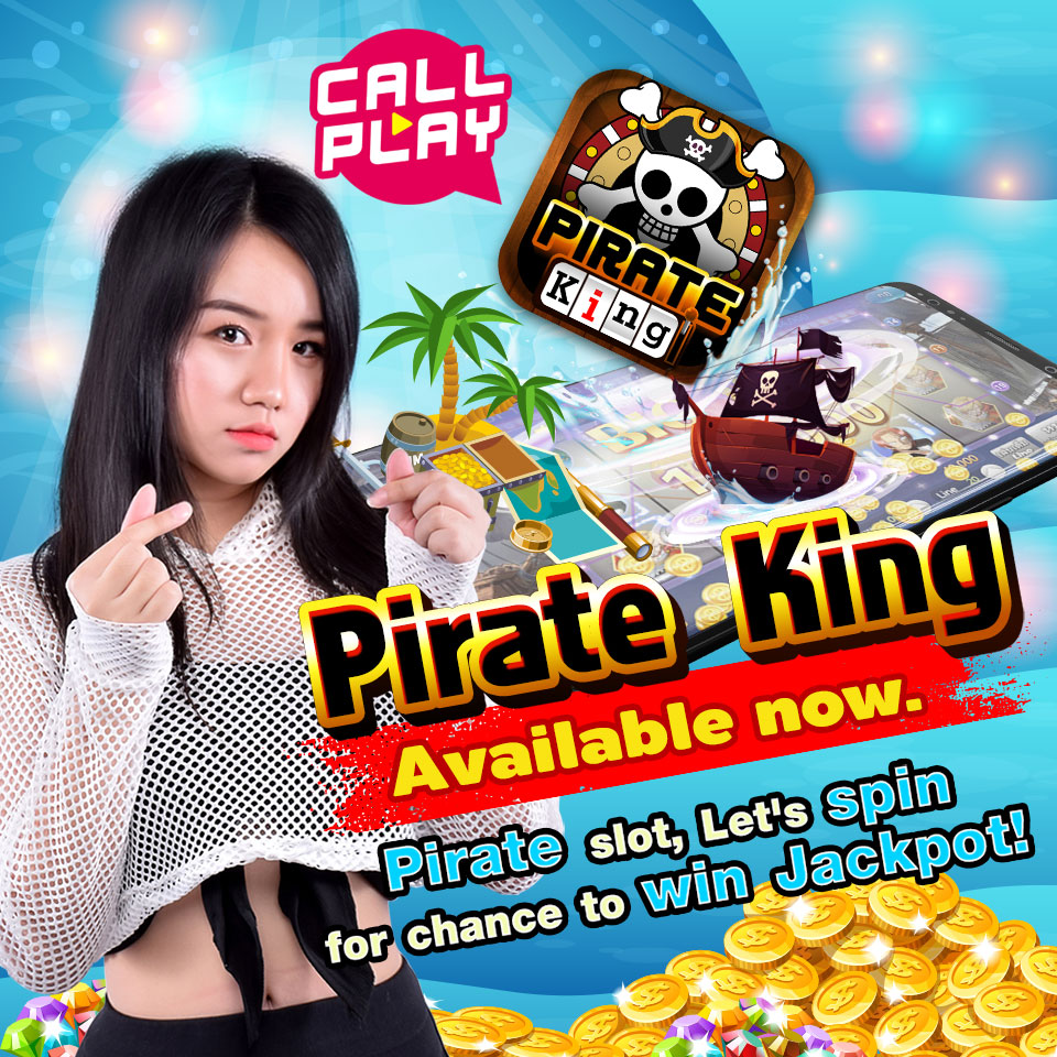 Pirate King Available now
