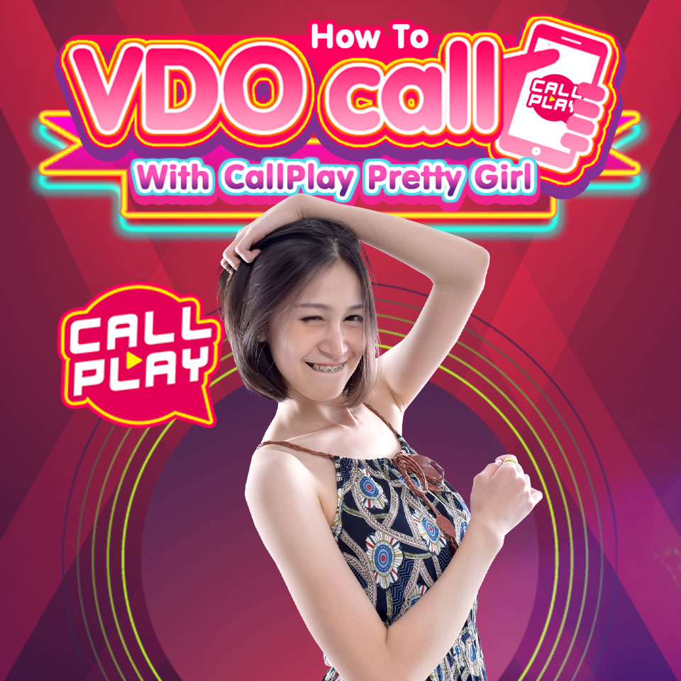How to Video Call with CallPlay pretty girls.